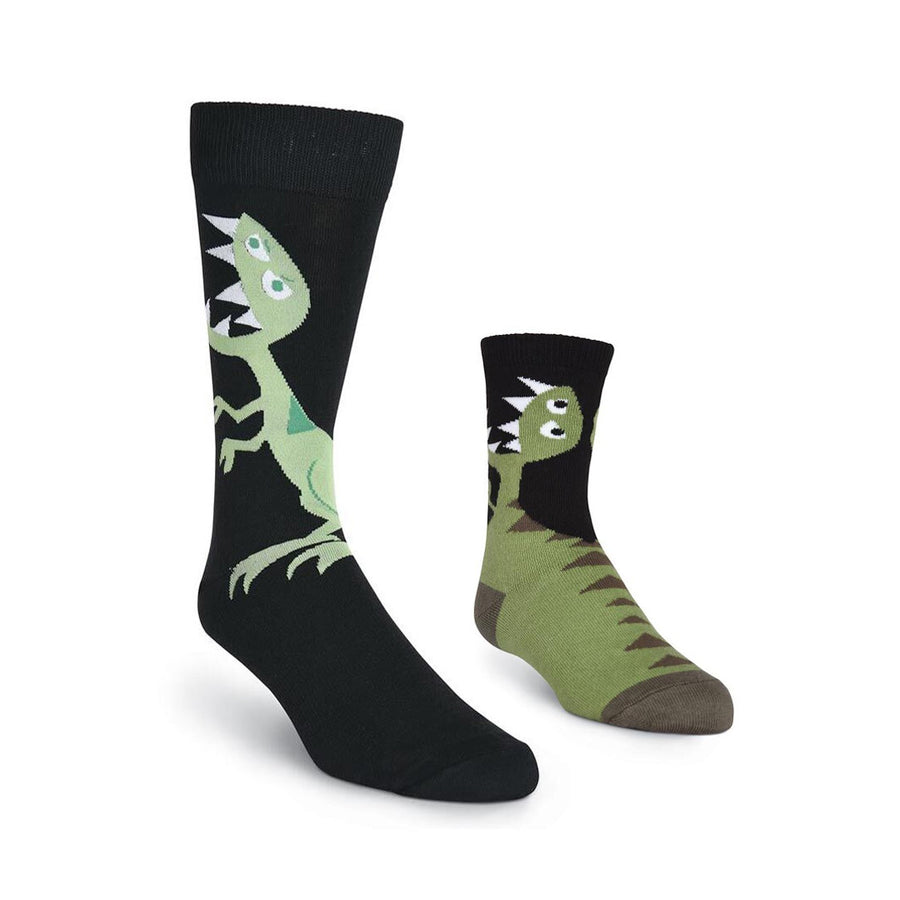 T-REX SOCKS FATHER & SON BUNDLE - Life Soleil