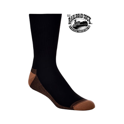 THE RAILROAD COPPER INFUSED CREW SOCK - Life Soleil