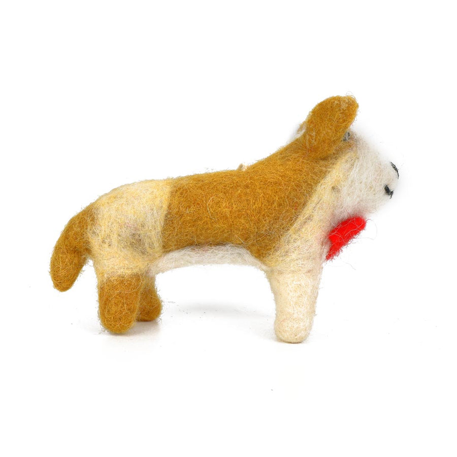 THE FOGGYDOG SNEAKERS THE CORGI FELT ORNAMENT - Life Soleil