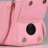MINI BLUSH HIDE & CHIC INSULATED PURSE