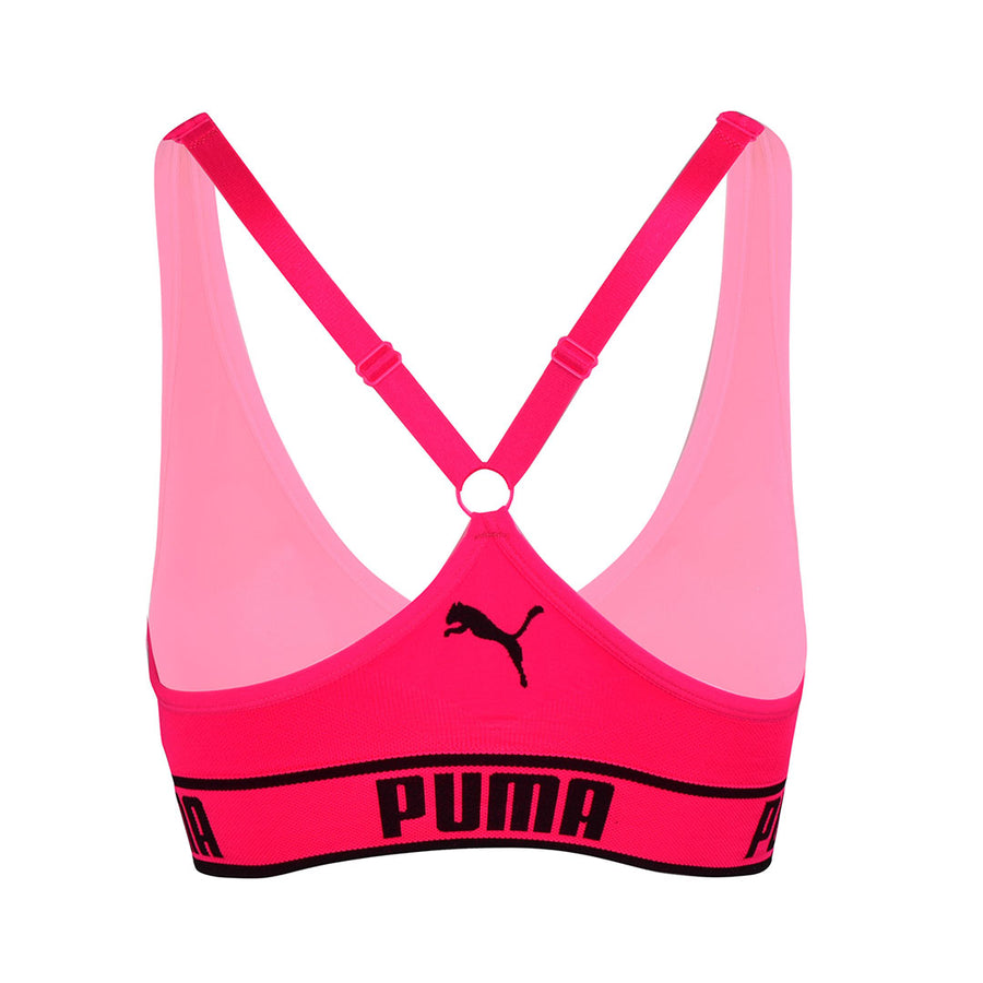 PUMA SOLSTICE RACER BACK SPORTS BRA