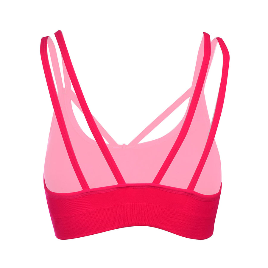 PUMA V SHAPE MULTI STRAP BACK SPORTS BRA - Life Soleil