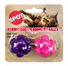 SPOT ATOMIC RUBBER BOUNCING BALLS