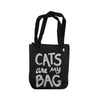 CATS ARE MY BAG ORGANIC TOTE - Life Soleil
