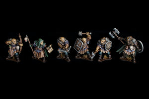 Complete Set of 7 Hobgoblins