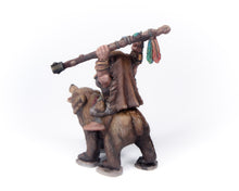 Load image into Gallery viewer, Shaman Dwarven Bear Rider