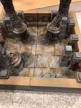 Load image into Gallery viewer, Magnetic Dwarven Forge Room, 2 Levels w/Mining Bucket