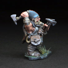 Load image into Gallery viewer, Dwarven Ranger - Khendut Bouldercoat