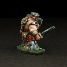 Load image into Gallery viewer, Dwarven Warrior w/Sword - Addus Dardrak