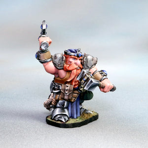 Dwarven Fighting King - King Thrarbuk Deepmore