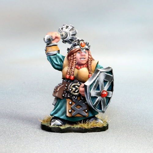 Female Dwarven Cleric