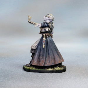 Vampire Female Mage - Nezera the Soulreaper