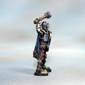 Skeletal Warrior with Mace
