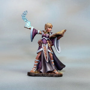 Female Amazon Mage