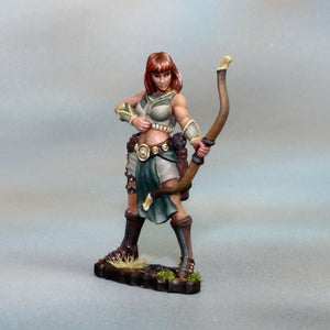 Female Amazon Archer