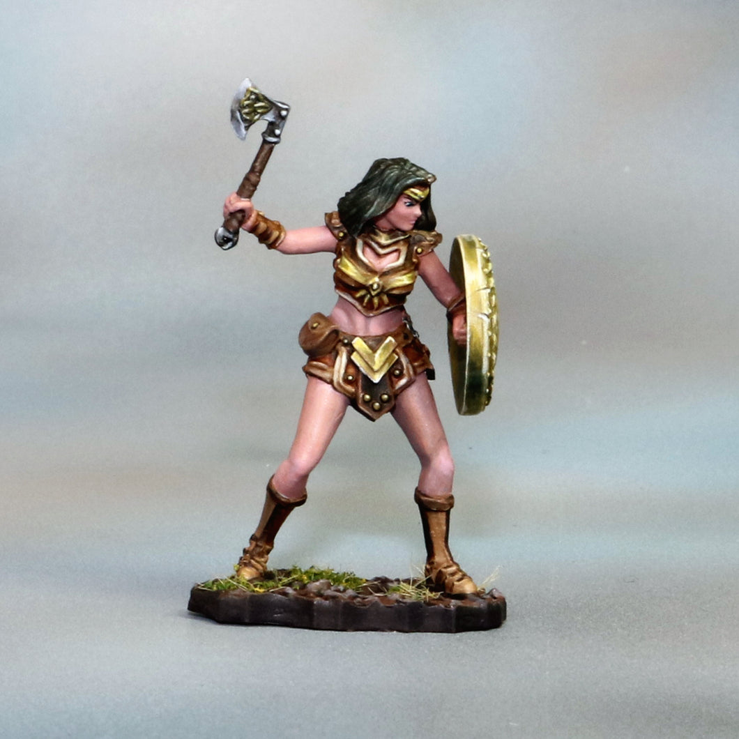 Female Amazon Warrior w/Axe