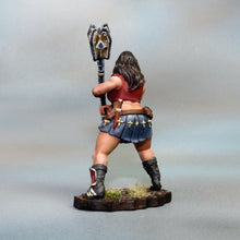 Load image into Gallery viewer, Female Amazon Warrior w/Mace
