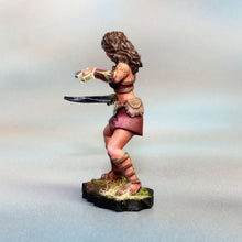 Load image into Gallery viewer, Female Amazon Warrior w/2 Swords