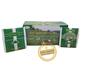 Ethiopian Green Tea