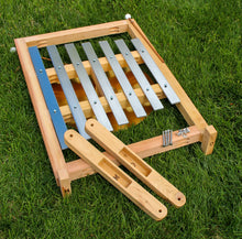 Double Sided Musical Instruments: Xylophone and Gong Cymbal