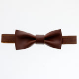 Bow Tie - Burgundy Brown - The Maximus Man