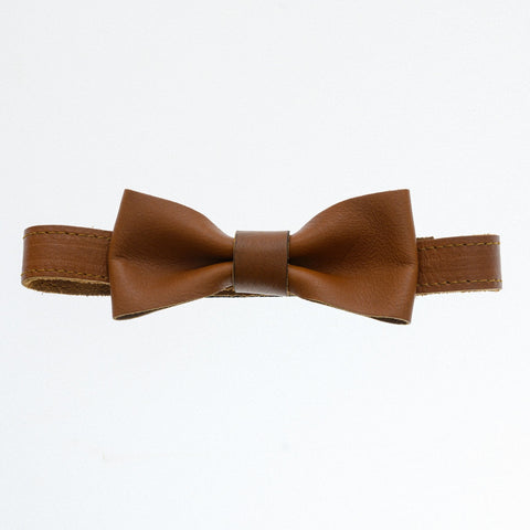 Bow Tie - Tan - The Maximus Man