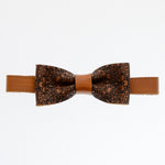 Bow Tie Tan - Pattern - The Maximus Man