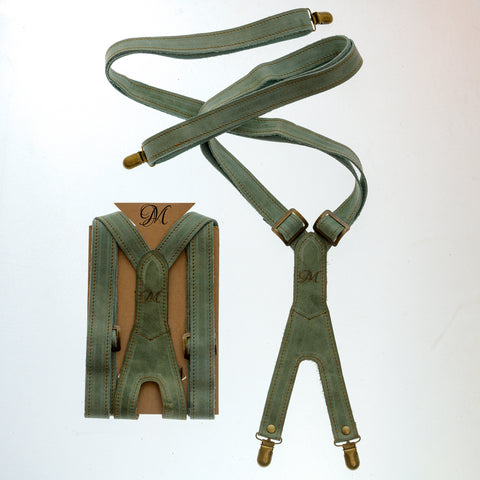 Suspenders - Cosmo Green - The Maximus Man