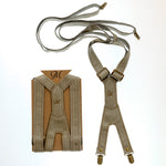 Suspenders - Diesel Grey - The Maximus Man