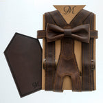 Wedding Bundle - Diesel Brown - The Maximus Man