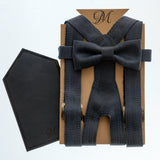 Bow Tie - Midnight Blue - The Maximus Man