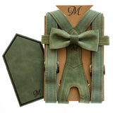 Bow Tie - Cosmo Green - The Maximus Man