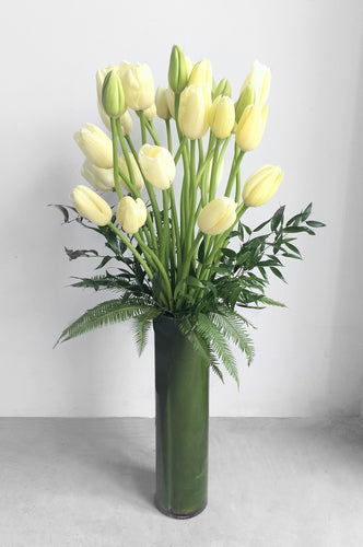 Simple French Tulips
