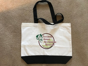 Tallgrass Animal Acupressure Institute Tote Bag