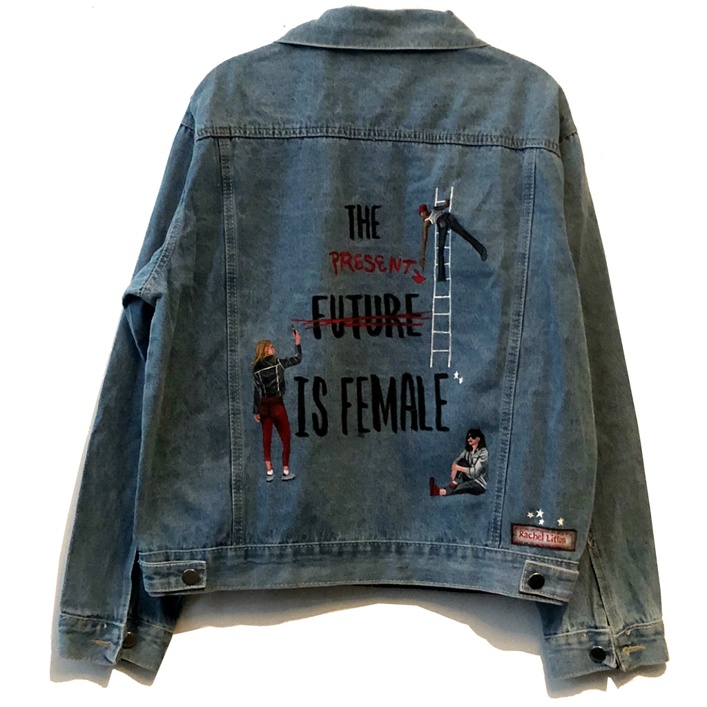 The Present Is Female, Jean Jacket