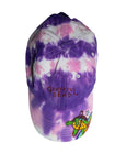 Baseball Cap, Greatful Dead Turtle, Tie Dye, Unisex