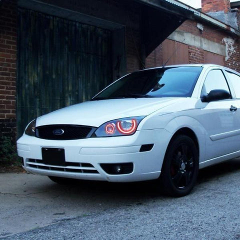Ford Focus (05-07) Halo Kit - Street Ambitionz Automotive Lighting