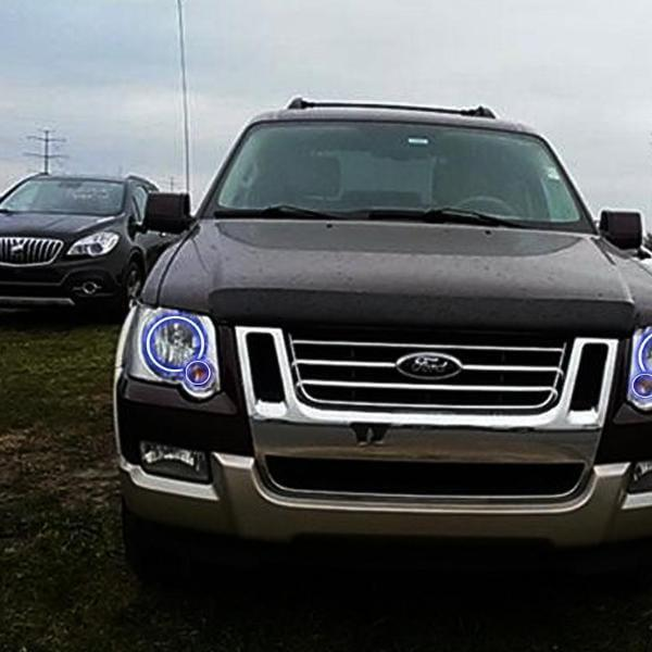 Ford Explorer (06-10) Halo Kit - Street Ambitionz Automotive Lighting