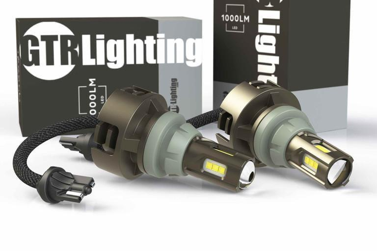 1156 GTR Lighting Ultra Series LED Reverse Bulbs
