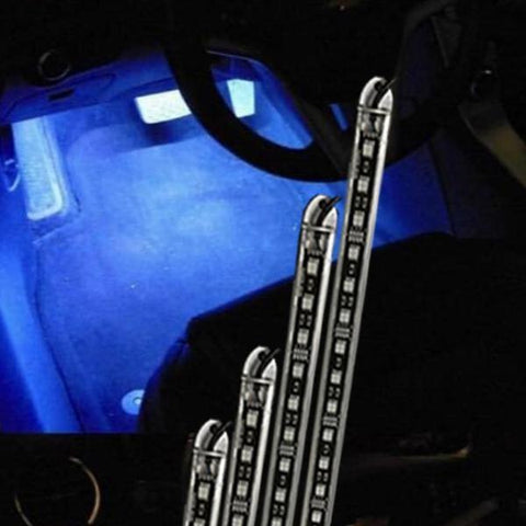 Alumi Footwell Lighting Kit - Street Ambitionz Automotive Lighting