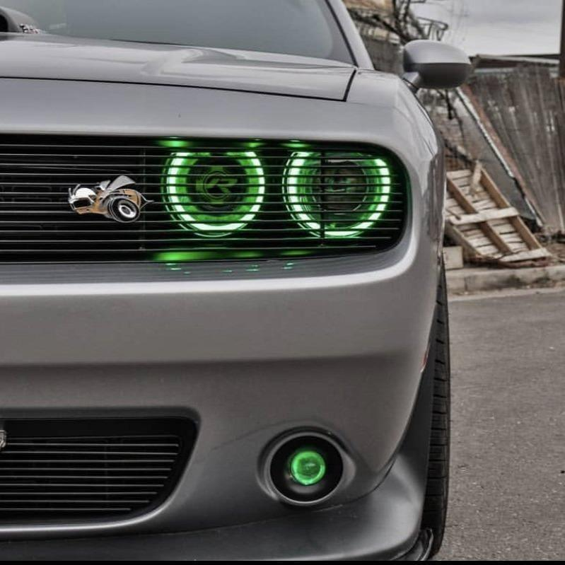 Dodge Challenger (15-18) RGBWA DRL Boards - Street Ambitionz
