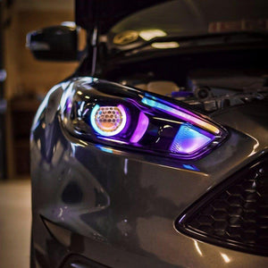 Ford Focus 15-18 DRL Boards - Street Ambitionz