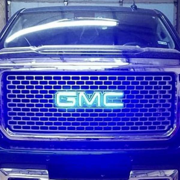 LED Logos GMC/Chevy - Street Ambitionz