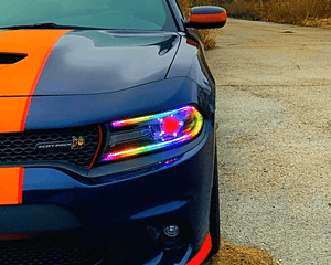 Dodge Charger (15-20) Flow Series Drl - Street Ambitionz
