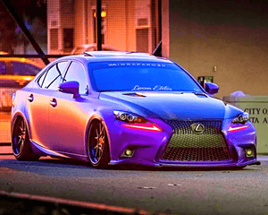 Lexus IS 2014+ Flow Series DRL - Street Ambitionz