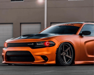 Dodge Charger (15-19) Projector Halo Kit - Street Ambitionz