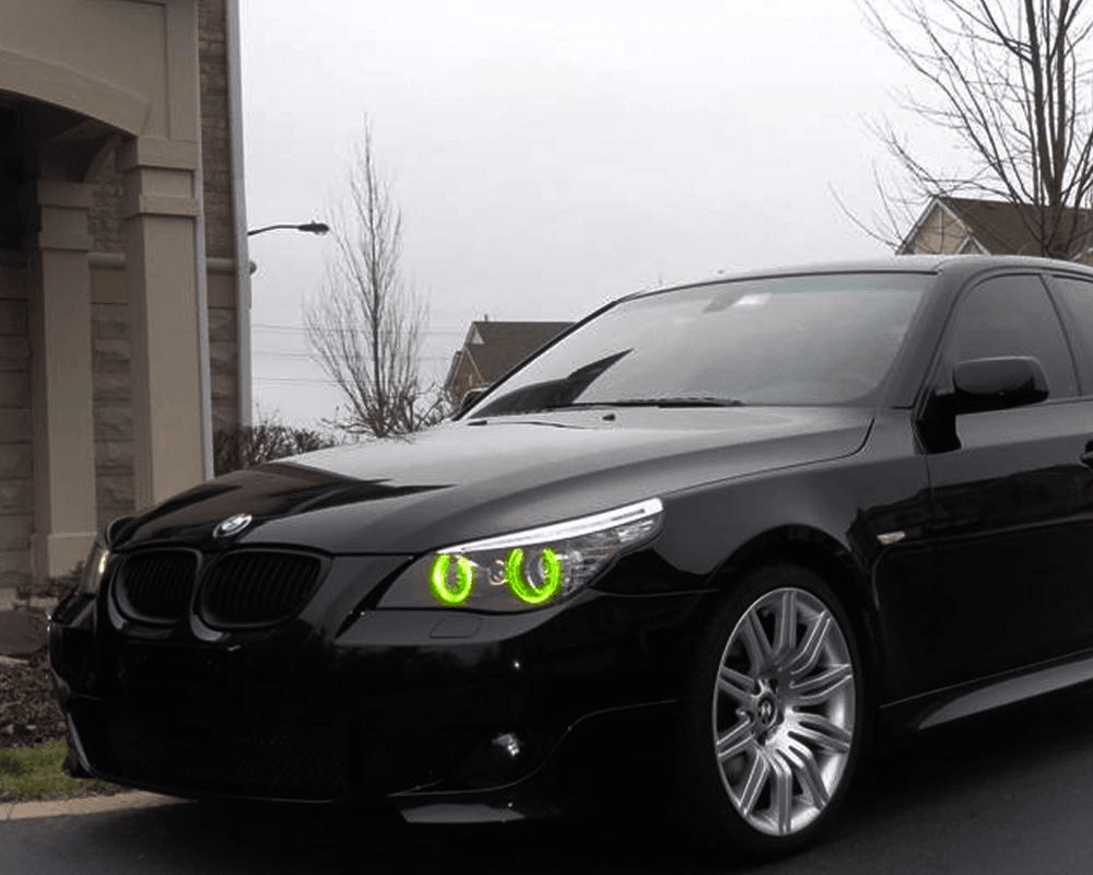 BMW 545i (04-05) Halo Kit - Street Ambitionz