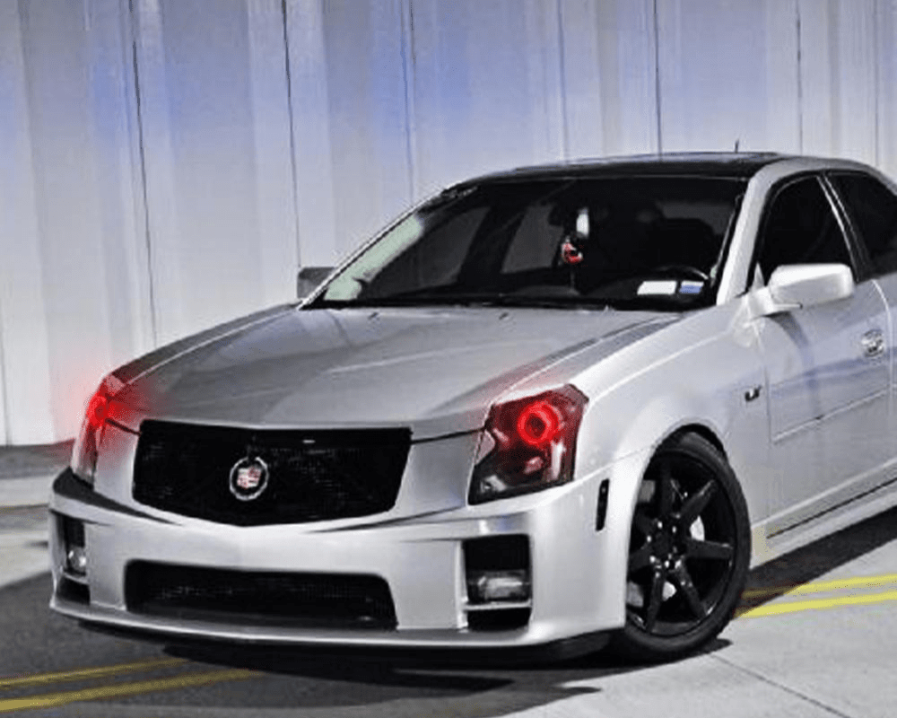 Cadillac CTSV (09-15) Halo Kit - Street Ambitionz