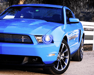 Ford Mustang (10-12) Halo Kit - Street Ambitionz