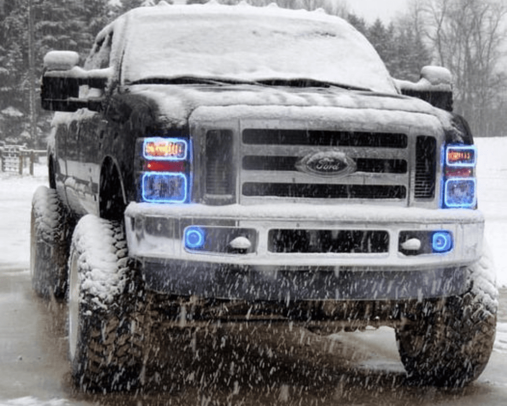 Ford Super Duty (08-10) Halo Kit - Street Ambitionz